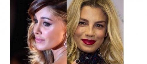 Gossip: Belen Rodriguez 'fan' di Emma Marrone?