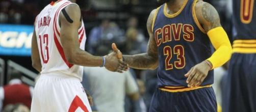 James Harden, LeBron James among elite few with hoops IQ to match ... - houstonchronicle.com