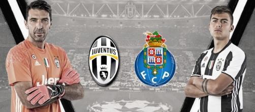 Juventus porto in tv dove vederla