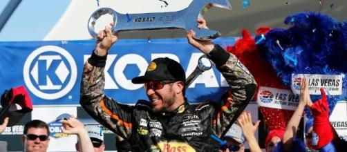 NASCAR at Vegas results: Martin Truex Jr. makes late pass to win ... - sportingnews.com