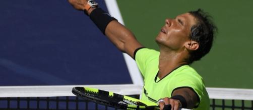 Past champs Djokovic, Federer, Nadal win at Indian Wells   News OK - newsok.com