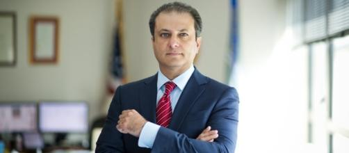 Preet Bharara U.S. attorney for the Southern district of New York, DOJ / Photo by Todd Heisler via Blasting News library