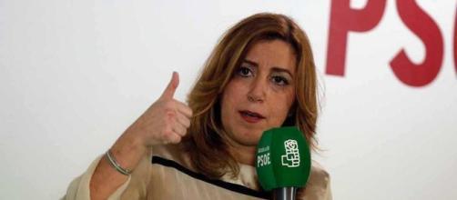 Susana Díaz anunciará su candidatura a las primarias del PSOE el ... - lalagunaahora.com