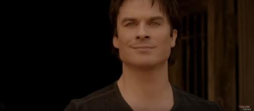 Was Damon's ending with Elena rushed in 'The Vampire Diaries' series finale? [Image via YouTube/https://youtu.be/ICUWUUwKOHQ]