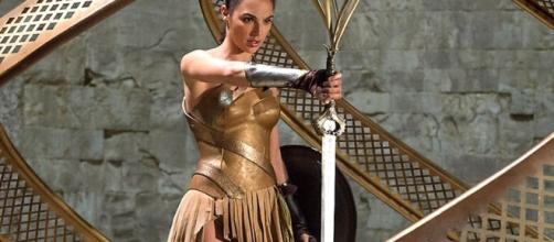 Wonder Woman (2017) - movieweb.com