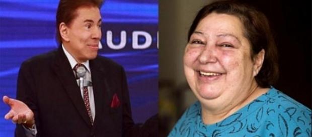 A suposta filha de Silvio Santos volta à tona