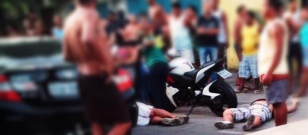 Chacina no Rio de Janeiro deixa mortos - Google