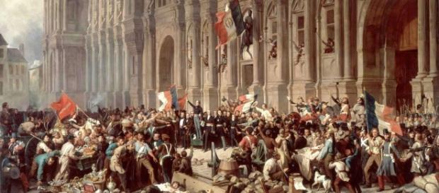 Dopo la Restaurazione ci furono moti in tutta Europa