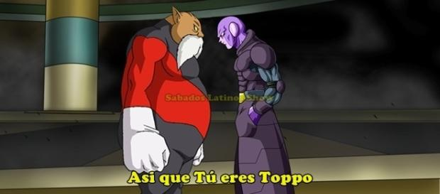 Dragon Ball Super: Hit versus Toppo, Goku vs. Jiren (Universo 11)