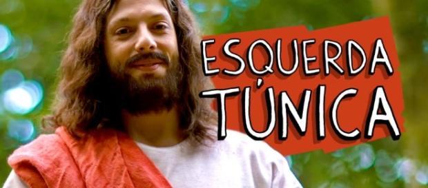 """""""Esquerda Túnica"""" é o mais novo video do Porta dos Fundos que fala sobre política e religião"""