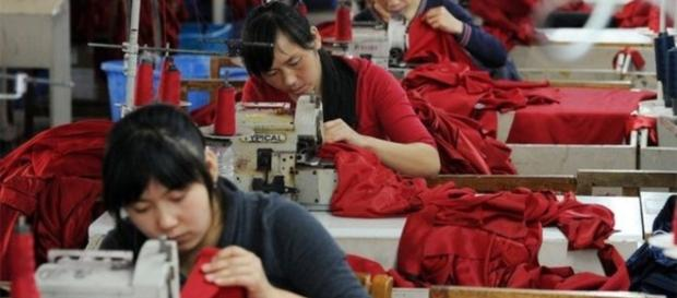 Ivanka Trump clothing made in China image BBC