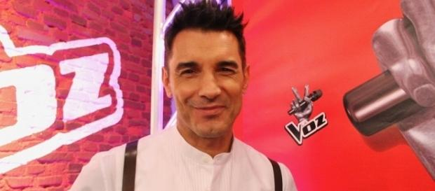 Jesús Vázquez presentará el nuevo programa musical que Telecinco estrenará en un mes