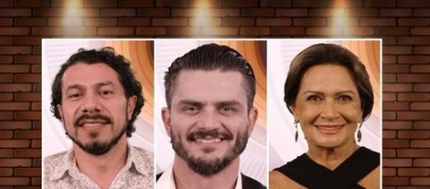 Paredão triplo entre Marcos, Rômulo e Ieda já aponta possível eliminado