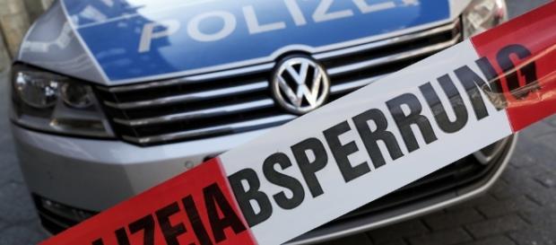 Polizeiabsperrung | Tim Reckmann | Flickr - flickr.com