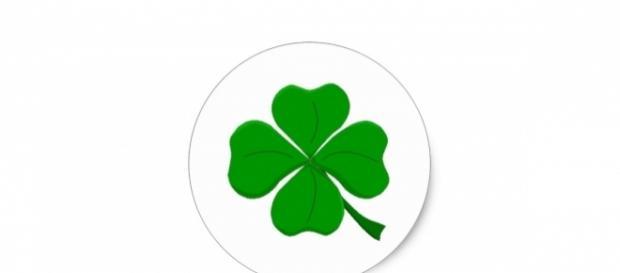 Porte-chance irlandais : le tréfle à 4 feuilles