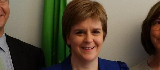 Scottish First Minister Nicola Sturgeon: Brexit spurs Scottish independence vote / Rebecca Harms, Flicker CC BY-SA 2.0