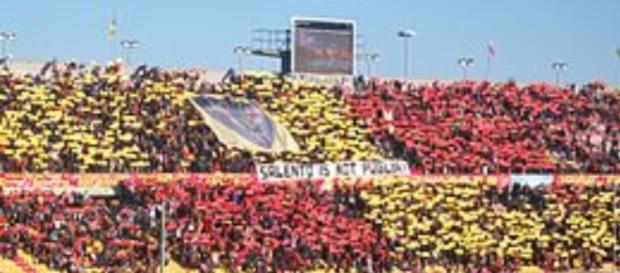 Si attende un'invasione giallorossa a Foggia.