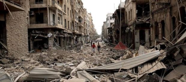 Siria entra en su quinto año de guerra arrasada y con Al Asad ... - 20minutos.es