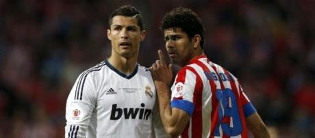 Diego Costa insulte le Real Madrid