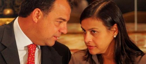 Adriana Ancelmo está presa em Bangu, no mesmo presídio de seu marido Cabral