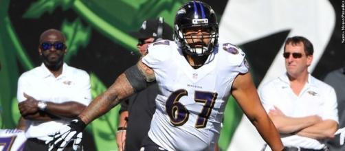 Baltimore Ravens Re-Sign Defensive End Lawrence Guy - pressboxonline.com