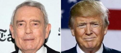 Dan Rather Pens Pensive Essay on President Trump's Inauguration ... - hollywoodreporter.com