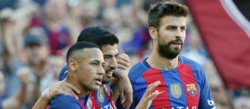 FC Barcelone - Deportivo La Corogne : 4-0 - Football Européen ... - foot01.com
