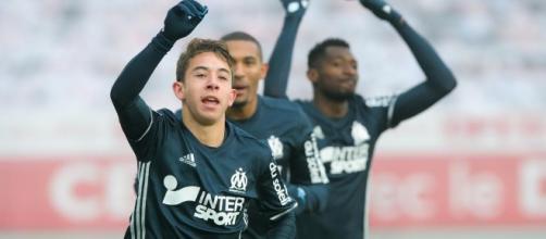 Football Ligue 1 - Le brouillard de Dijon n'arrête pas l'OM ... - foot01.com