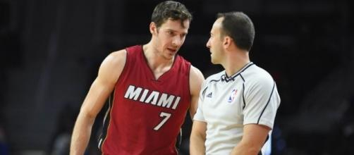Goran Dragic gets no call from NBA referees - allucanheat.com