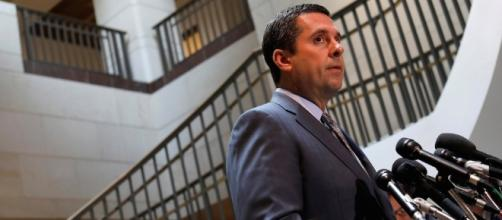 House intelligence chair Devin Nunes. Photo credit to Aaron P. Bernstein -Reuters.
