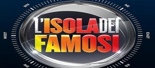 Il logo ufficiale dell'Isola dei famosi
