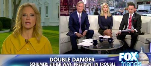 """Kellyanne Conway joined """"FOX & Friends"""" this morning to preview ... - rare.us"""