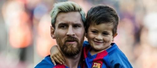 L'incroyable révélation de Messi à propos de son fils