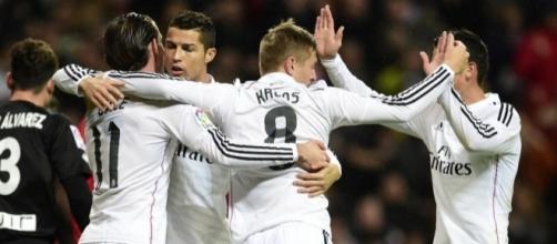Liga - 11e journée : Le Real Madrid écrase le Rayo Vallecano (5-1 ... - eurosport.fr