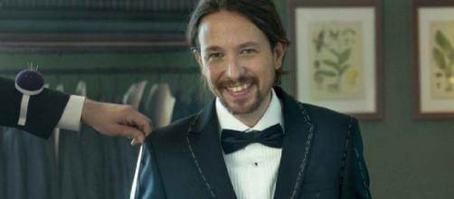 Pablo Iglesias posa con esmoquin para 'Vanity Fair' | Estilo | EL PAÍS - elpais.com