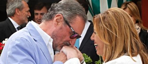 Susana Díaz se venga económicamente de Carlos Herrera por llamarle ... - esdiario.com