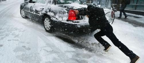 Winter storm Niko is to become a Northeast Snowstorm. Photo courtesy of Weather - weather.com