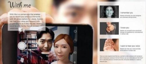 With me - app para tirar selfie com os mortos é desenvolvido na Coréia