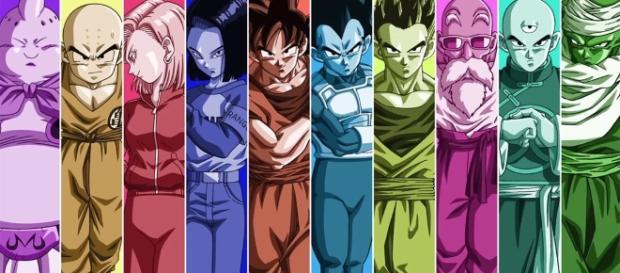 """Arte, sinopsis y nuevo opening para Dragon Ball Super """"Universe ... - com.mx"""