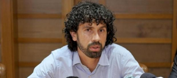 Damiano Tommasi, presidente dell'Associazione Italiana Calciatori