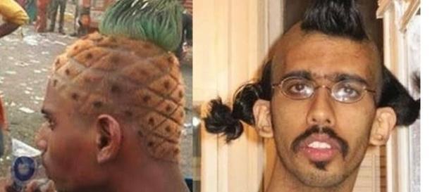 Muitas pessoas acabam exagerando na hora de cortar o cabelo