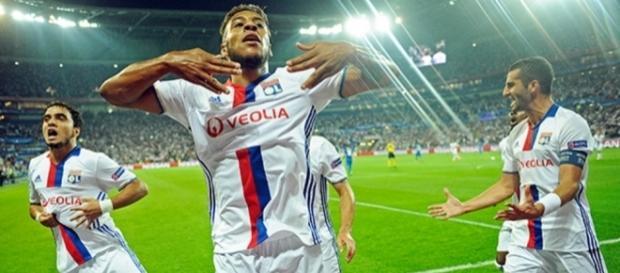 OL-Dinamo Zagreb : L'OL régale pour son baptême européen au Parc ... - olweb.fr