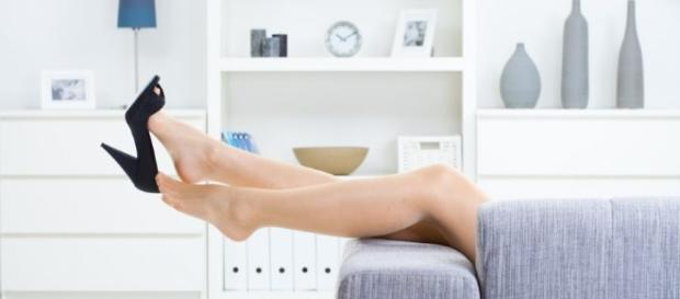 Perchè togliere le scarpe in casa (foto - bigodino.com)