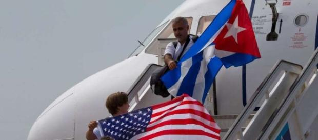 Scheduled flights to Cuba resume, now with jets - San Antonio ... - expressnews.com