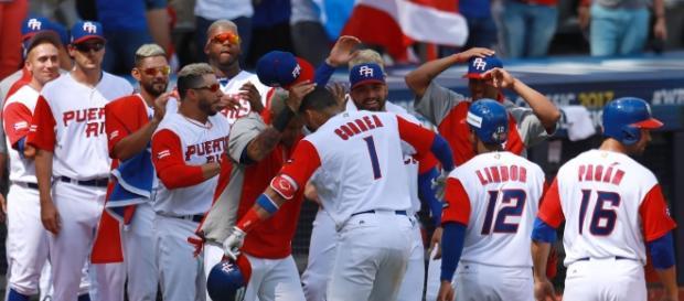 """Seleção de Porto Rico foi dominante no Pool """"D"""" terminando invicta (Foto: Divulgação)"""