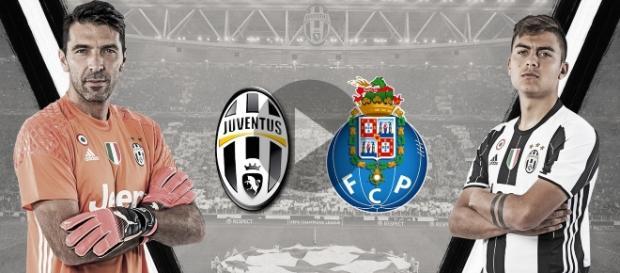 Streaming live Juve-Porto dove vedere la diretta ultimissime news le formazioni