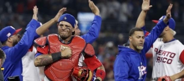 Yadier Molina sigue siendo el mejor catcher del planeta. Panorama.com