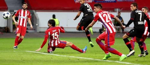 Atlético de Madrid se impuso 4-2 en el marcador global al Bayer Leverkusen - beinsports.com