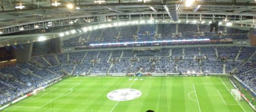 Estadio Do Dragao Oporto. Champions League