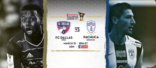 FC Dallas vs. Pachuca | CONCACAF Champions League Semifinals, 1st ... - mlssoccer.com